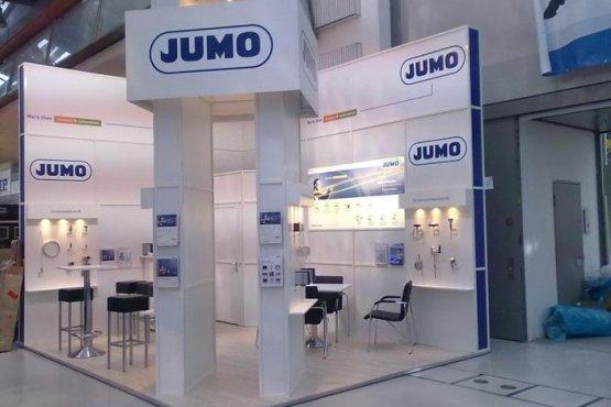 Jumo Ausstellungsplatz
